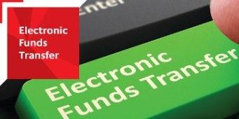 ELECTRONIC FUND TRANSFER (EFT) | KBE